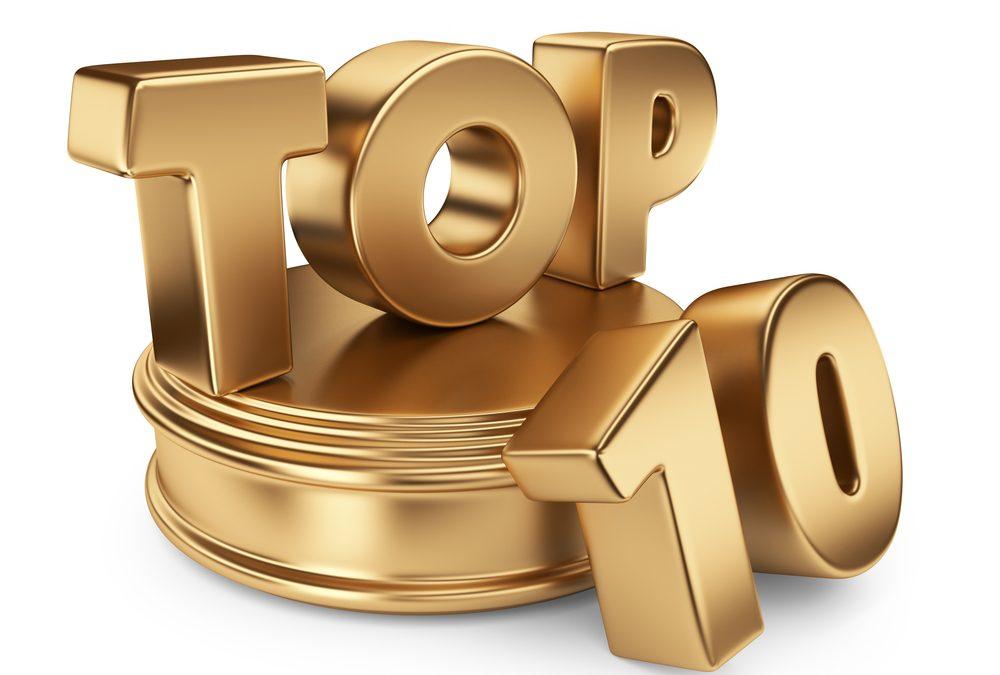 Top 10 snelste Azuro zwemmers