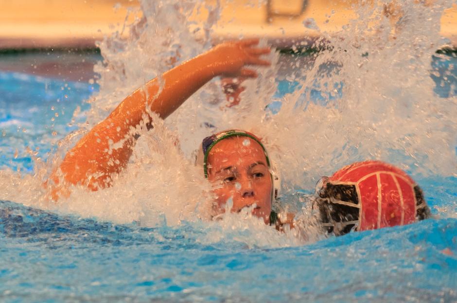 Fotoclub legt waterpolo wedstrijden vast